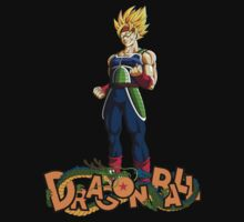 Dragon Ball Bardock (Logo) by falcon333