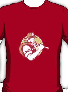 Fireman Firefighter Emergency Worker T-Shirt
