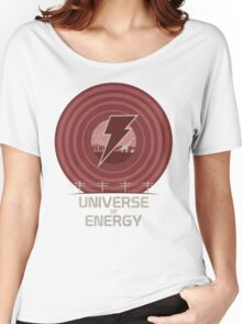 Universe of Energy Women's Relaxed Fit T-Shirt