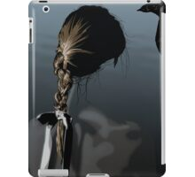 A smile touched his lips iPad Case/Skin