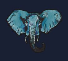 TheBlueElephant large by sooj7