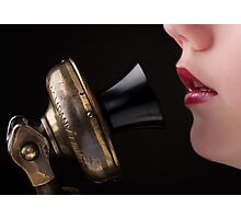 Operator please..... Photographic Print