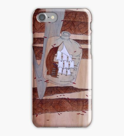 On our way iPhone Case/Skin