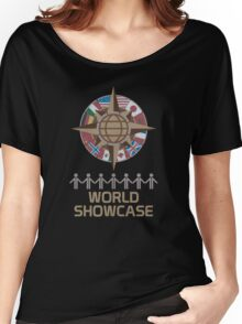 World Showcase Women's Relaxed Fit T-Shirt