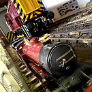 Trains by Robert  Taylor