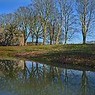 Kellie Castle by Donald  Stewart