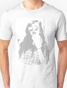 THIRSTY GIRL Unisex T-Shirt