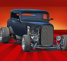 1932 Ford Coupe 'The Deuce' by DaveKoontz