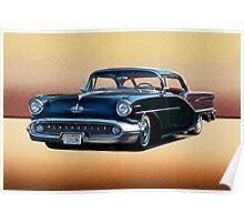 1957 Oldsmobile Custom Studio 4 Poster