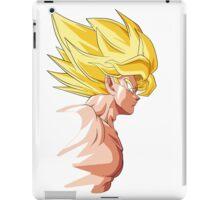 Goku SSJ iPad Case/Skin