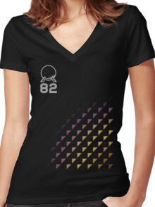 1982 - EPCOT Center Women's Fitted V-Neck T-Shirt