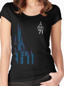 1971 - Magic Kingdom Women's Fitted Scoop T-Shirt