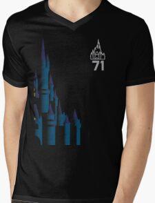 1971 - Magic Kingdom Mens V-Neck T-Shirt