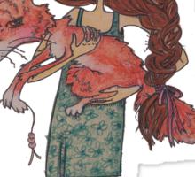 The Fishmonger Sticker