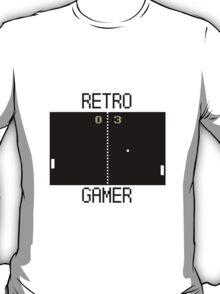 RETRO GAMER - Pong T-Shirt
