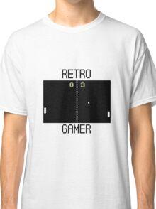 RETRO GAMER - Pong Classic T-Shirt