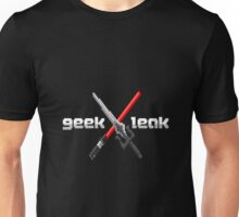 Geek Leak Weapons Unisex T-Shirt