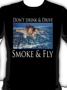 Smoke and Fly T-Shirt