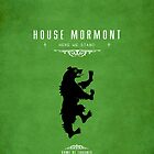House Mormont iPhone Case by liquidsouldes