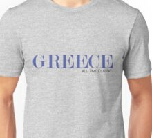 Greece Unisex T-Shirt