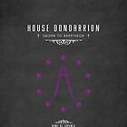 House Dondarrion iPhone Cover by liquidsouldes