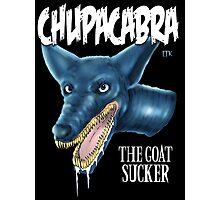 Chupacabra  Photographic Print