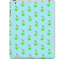 Funky flowers iPad Case/Skin
