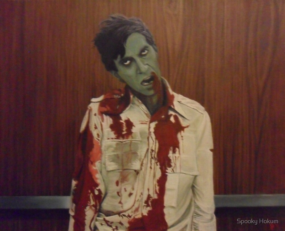 """Stephen """"Flyboy"""" Andrews (Dawn of the Dead) by Conrad Stryker"""