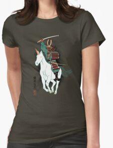 Uniyo-e Womens Fitted T-Shirt