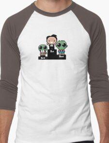 First! Men's Baseball ¾ T-Shirt