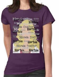 Elliot - Names Womens Fitted T-Shirt