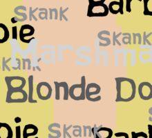 Elliot - Names Sticker