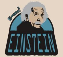Albert Einstein by kingUgo