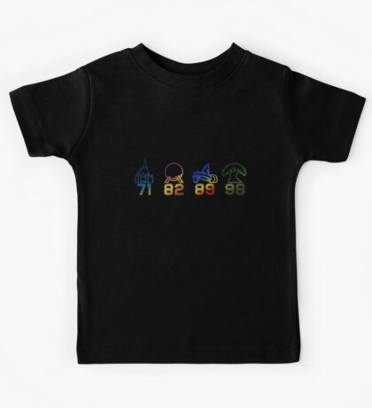 Four Parks Tribute Kids Tee