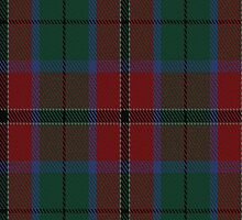 02784 Eachaidh Tartan Fabric Print Iphone Case by Detnecs2013