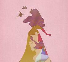 Aurora - Sleeping Beauty - Disney Inspired by still-burning