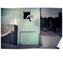 Stevie Perez - Switch Frontside Flip Poster