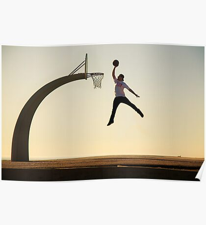 Mike Mo - Dunk Poster