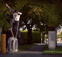 Austyn Gillette - Frontnose Pop Over by asmithphotos