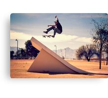 Ray Barbee - 360 Flip Canvas Print