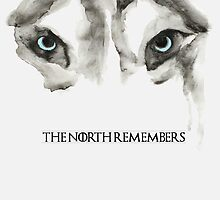 The North Remembers by LisaBuchfink