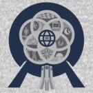 EPCOT Center 30th Anniversary by scbb11Sketch