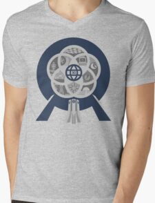 EPCOT Center 30th Anniversary Mens V-Neck T-Shirt