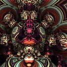 Mandel kaleidoscope by bogfl