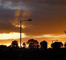 Fermanagh Sunrays by Fara