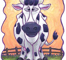 Animal Parade Cow by ImagineThatNYC