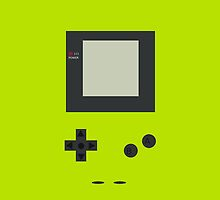 gameboy color lime by Rjcham