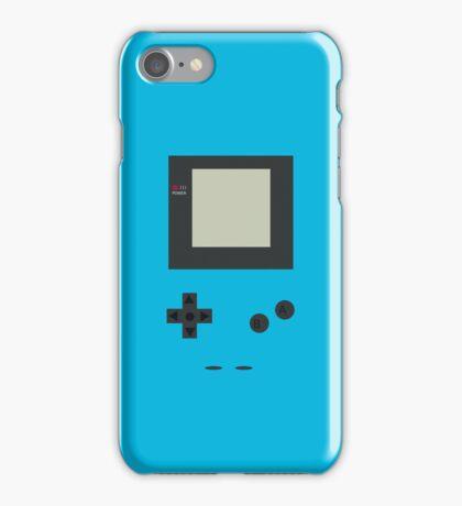 Gameboy Color Teal iPhone Case/Skin