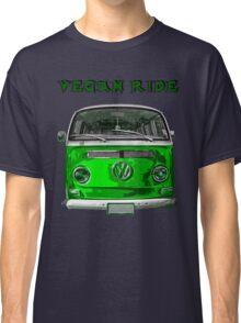 VW Vegan ride Classic T-Shirt