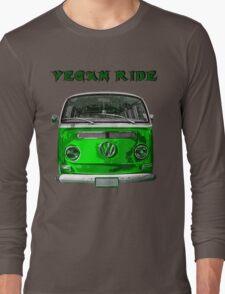 VW Vegan ride Long Sleeve T-Shirt